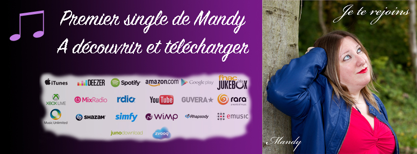 Bannière Mandy - single